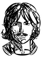 George Harrison by JoeyHazelLM