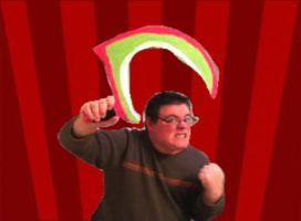 BigAl: Make a Stupid Gif With a Homestuck Weapon by BigAl2k6