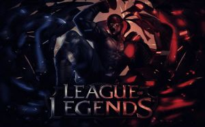League of Legends by YuttaSwett