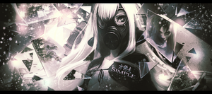 Gasmask by MsSimple