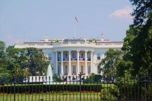 The White House by CrazyRabidPony