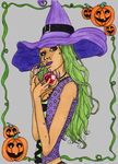 Witchy by xPostApocalypticGirl