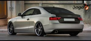 Audi A5 by FabricioProDesign