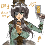 Day 108 [365] by A-I-K-art