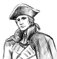 doodle_again_george_washington by Mcpricorn