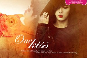 One Kiss (Poster Yunjae) by valicehime