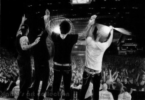AVENGED SEVENFOLD by fathil88