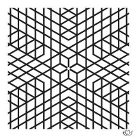 Structure 2-3 Coloring page by AleLMT