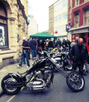 Bristol Bike Show by SFXmonster