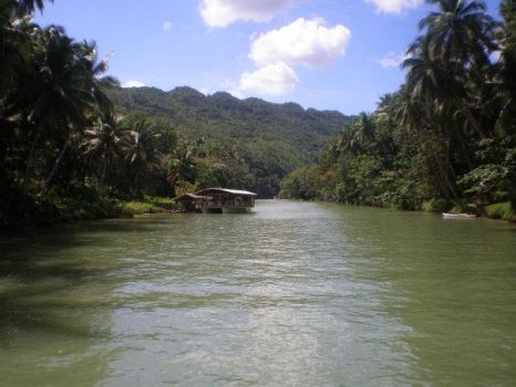 Loboc River by mjonline