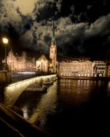 Zurich by renefunk