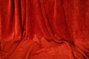 "Red Curtain ""Stage"" by paintresseye"