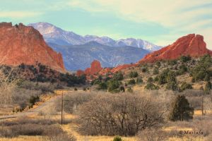 Garden of the Gods by mystic552