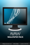 AVAW wallpaper pack by 9dZign