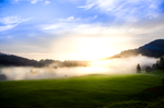 Low Laying Fog by epicninja88