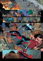 spidey 140 page 07 coloured by deemonproductions