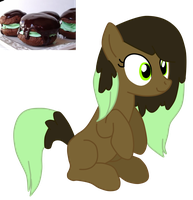 Dessert Pony Reveal by Nawnii