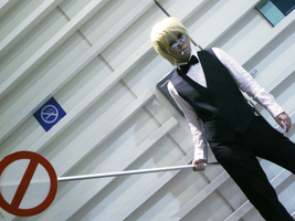shizuo by MissExorcist