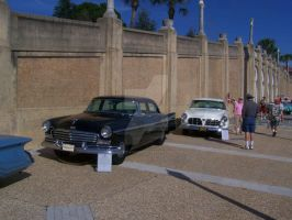 1956 Chrysler Windsor I by darquewanderer