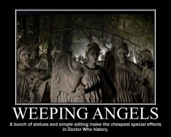 The Weeping Angels by LolaMonique