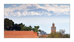 Marrakech by henroben