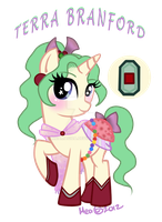 MLP Terra Branford by mea0113