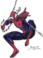 spider-man by mauroz