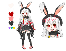 USAGIMIMI ADOPT [OPEN] by michvintage