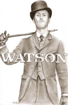 Dr. Watson by Fae-T