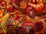 Autumn Fruits Impression by Agatita