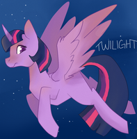 Horse Princess by meowing-ghost