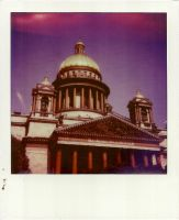 St. Isaac's Cathedral by InstantPhotographer