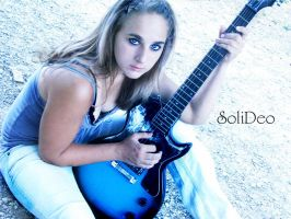Album pose by SoliDeo