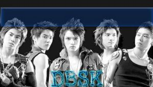 WALL PSP OF DBSK 3 by RainboWxMikA