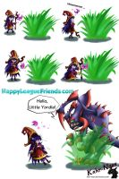 Bushes are OP, they can hide a Cho'Gath by Kahr-Noss
