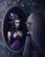 Odd Reflections by JenniferHealy