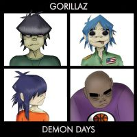 G: DEMON DAYS by HELLen277