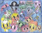 .:Happy Tree Friends:. by Lord-Hon