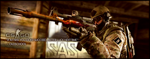 CounterStrike Global Offensive Signature by GFX-ZeuS