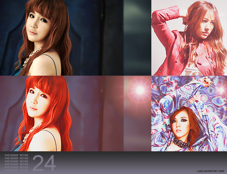 PS Action 24 by Liinh