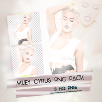 PNG Pack(259) Miley Cyrus by BeautyForeverr