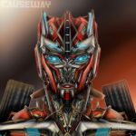 Causeway Age Of Extinction Headshot by Lady-ElitaOne