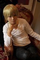 Gilgamesh by 0kasane0