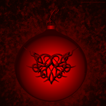 heart ornament by gosiekd