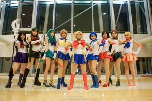 Sailormoon by chidori-sagara