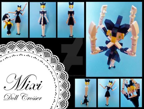 'Mixi' - Doll Crosser by GoldenArpeggio