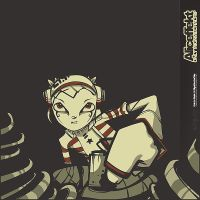 Aliceffekt Album Cover_front by Ikaruga