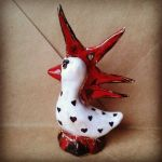 The punky chicken by vilgyt