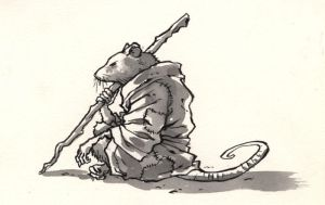 Splinter by mooncalfe