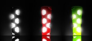 Hive Lamp by Usayed